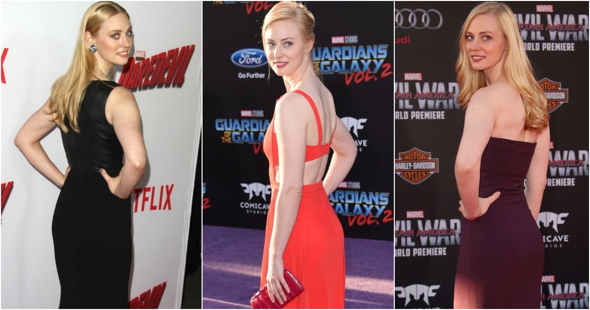 51 Hottest Deborah Ann Woll Big Butt Pictures Uncover Her Attractive Assets