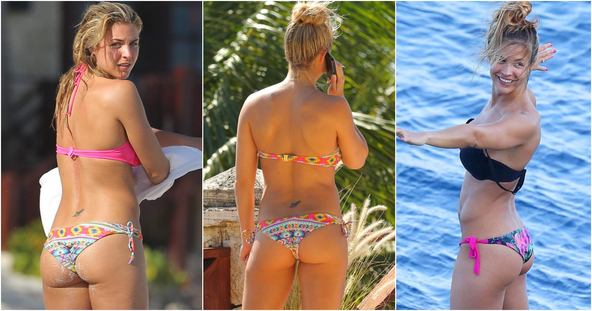 51 Hottest Gemma Atkinson Big Butt Pictures Demonstrate That She Is Has The Tightest Pair Of Bums As Anyone Might Imagine