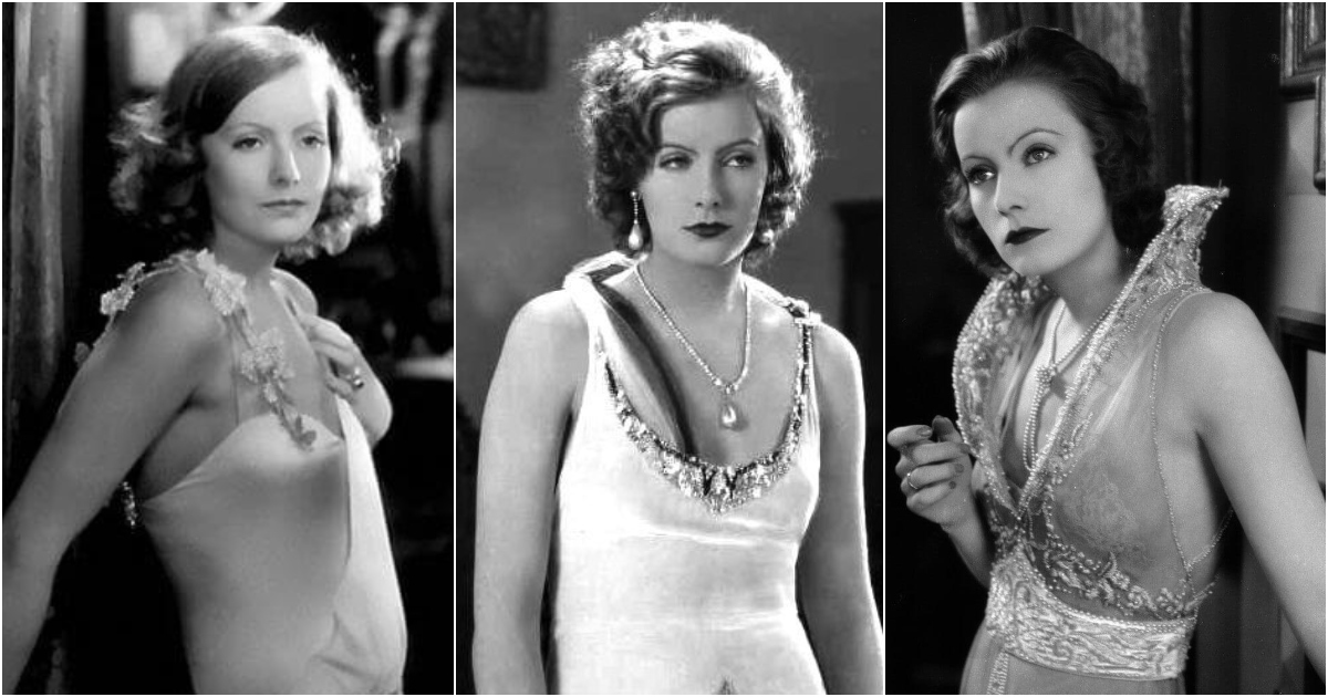 51 Hottest Greta Garbo Boobs Pictures Expose Her Perfect Cleavage
