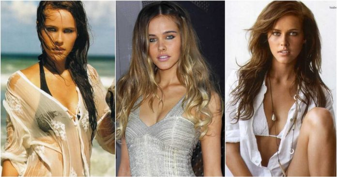 51 Hottest Isabel Lucas Boobs Pictures Expose Her Perfect Cleavage