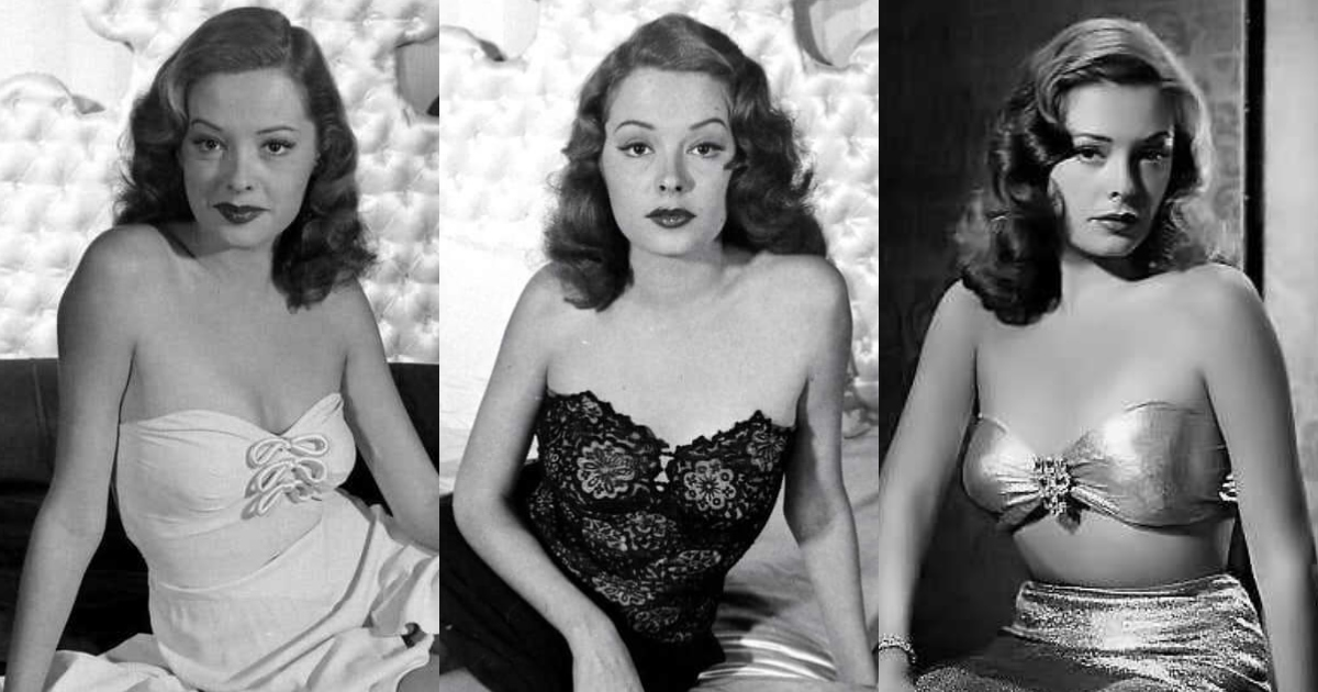 51 Hottest Jane Greer Boobs Pictures Expose Her Perfect Cleavage