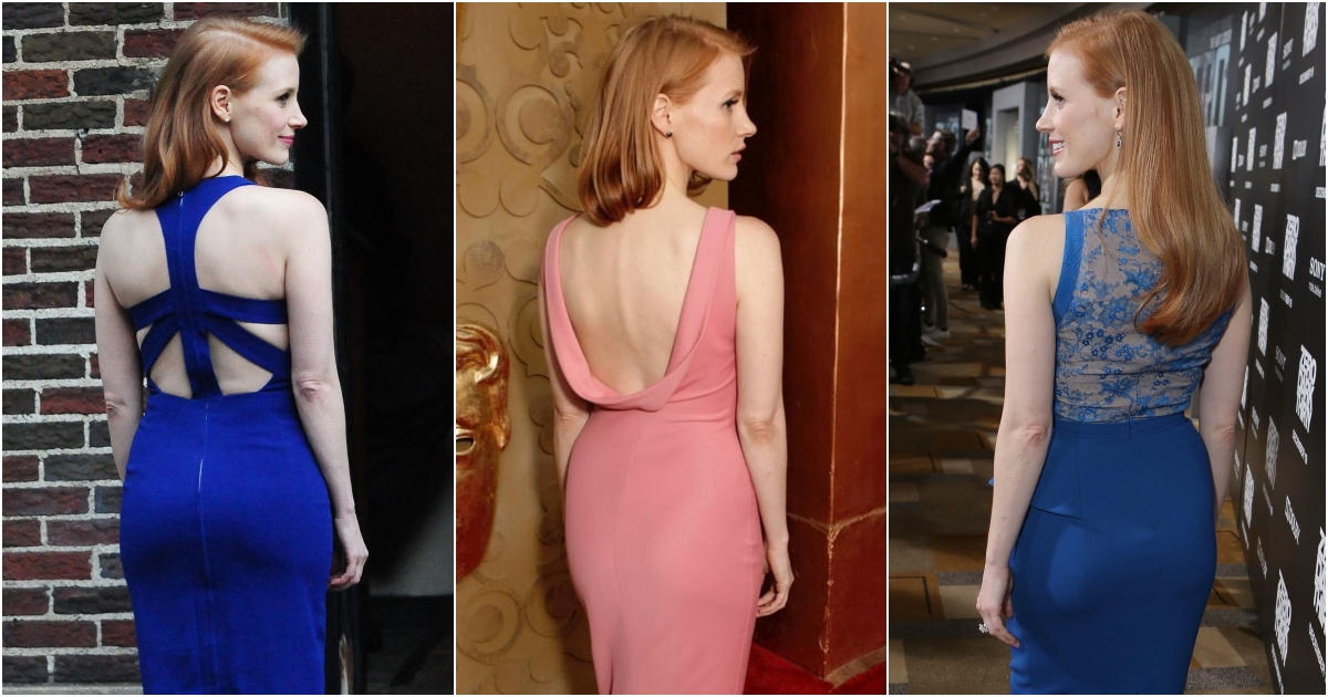 51 Hottest Jessica Chastain Big Butt Pictures That Will Make Your Heart Pound For Her Booty