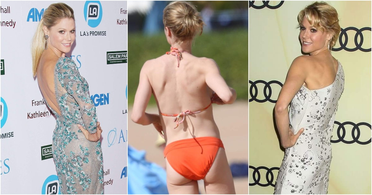 51 Hottest Julie Bowen Big Butt Pictures You'll Surely Feel Like Giving A Nice Slap