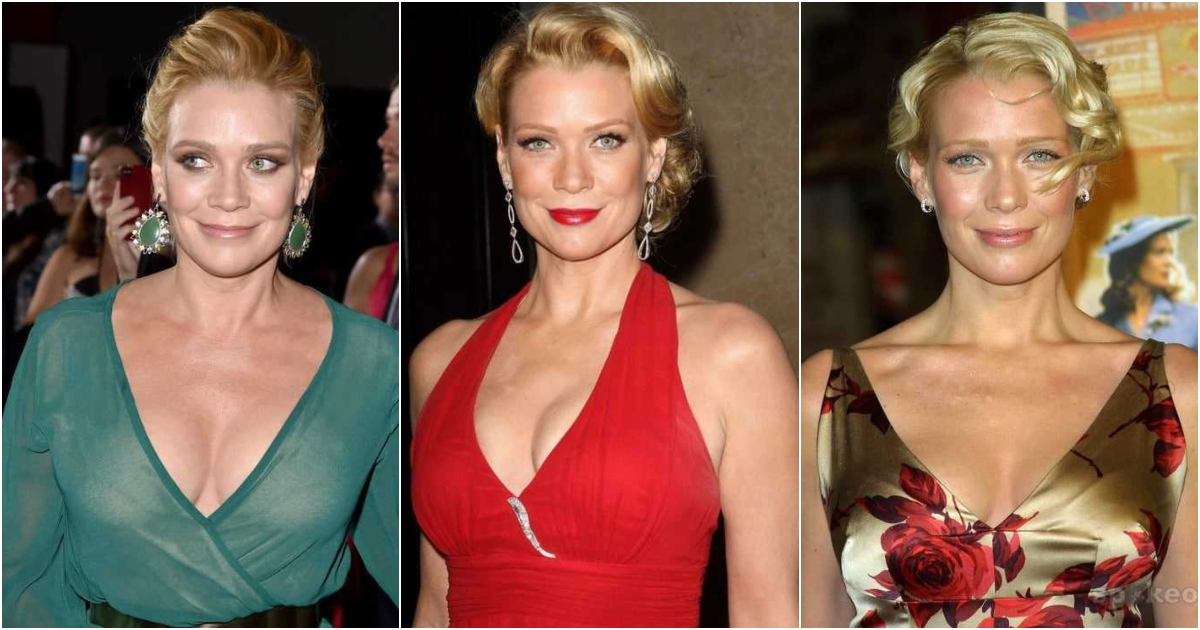 51 Hottest Laurie Holden Boobs Pictures Spectacularly Tantalizing Tits
