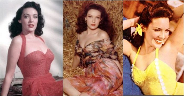 51 Hottest Linda Darnell Boobs Pictures Are Arousing And Appealing