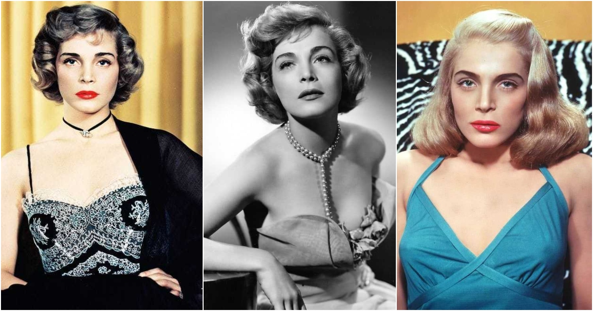51 Hottest Lizabeth Scott Boobs Pictures That Look Flaunting In A Bikini