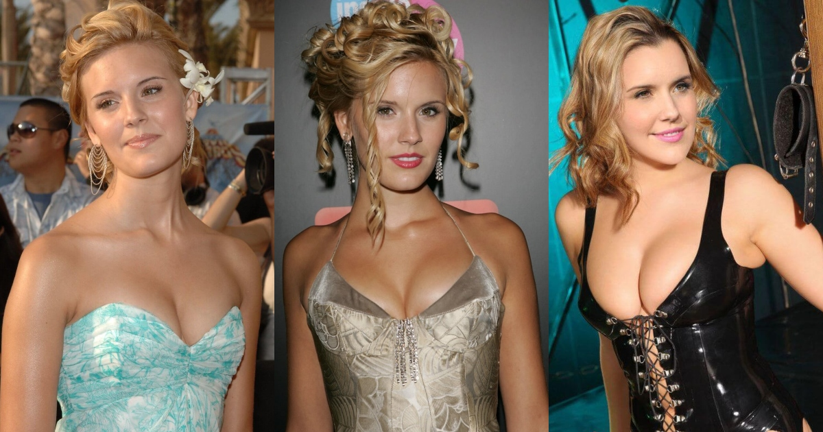 51 Hottest Maggie Grace Boobs Pictures You Just Want To Nestle Between Them