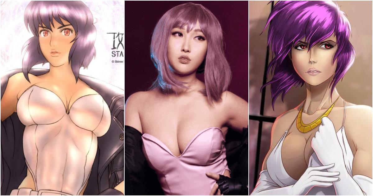 51 Hottest Major Motoko Kusanagi Boobs Pictures Are As Tight As Can Be