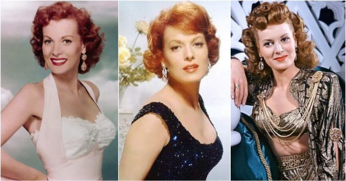 51 Hottest Maureen O'Hara Boobs Pictures Spectacularly Tantalizing Tits