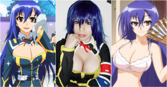 51 Hottest Medaka Kurokami Boobs Pictures That Look Flaunting In A Bikini
