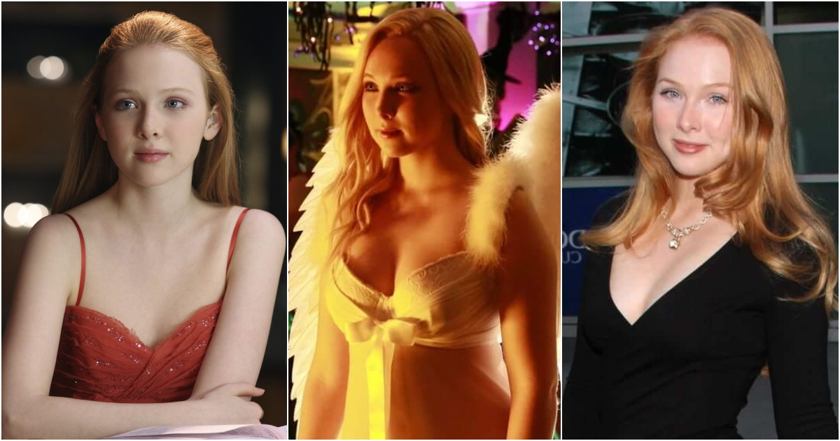 51 Hottest Molly C. Quinn Boobs Pictures Will Tempt You To Hug Her Tightly