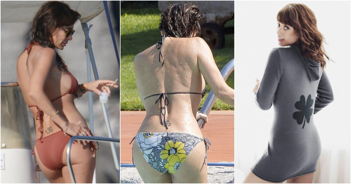 51 Hottest Natalie Imbruglia Big Butt Pictures Demonstrate That She Is Has The Tightest Pair Of Bums As Anyone Might Imagine