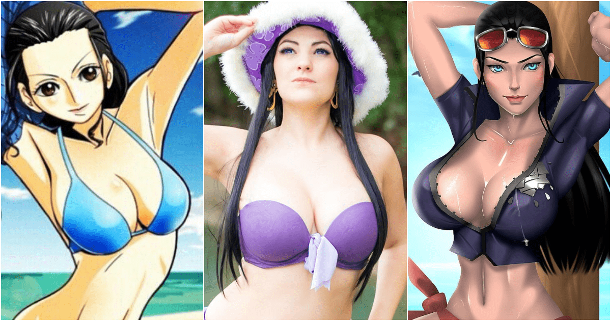 51 Hottest Nico Robin Boobs Pictures That Are Ravishingly Revealing