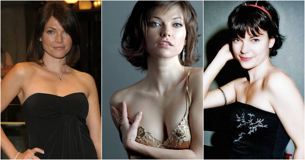 51 Hottest Nicole de Boer Boobs Pictures Will Tempt You To Hug Her Tightly