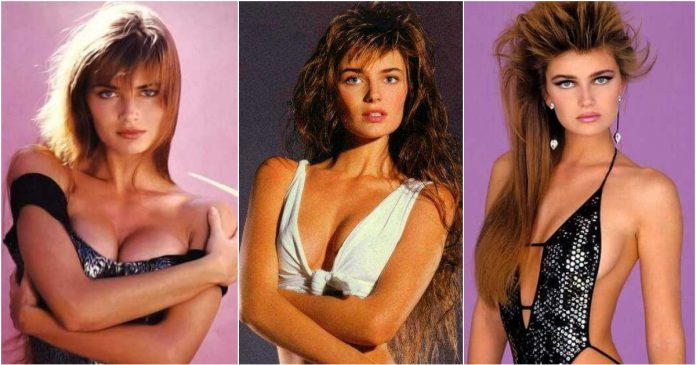 51 Hottest Paulina Porizkova Boobs Pictures Will Tempt You To Hug Her Tightly
