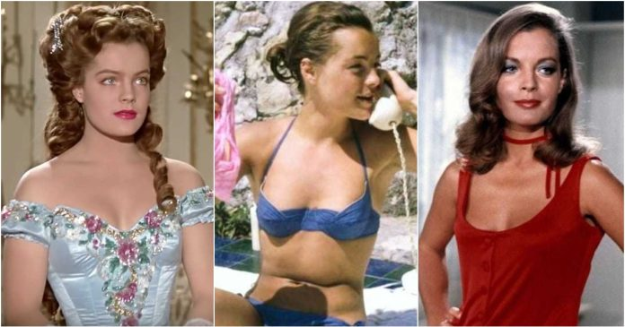 51 Hottest Romy Schneider Boobs Pictures Are A Perfect Fit To Make Her A Hottie Hit