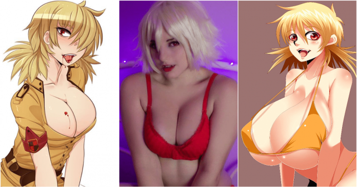 51 Hottest Seras Victoria Boobs Pictures You Just Want To Nestle Between Them