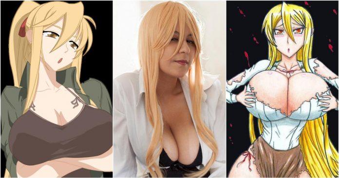 51 Hottest Shizuka Marikawa Boobs Pictures Spectacularly Tantalizing Tits