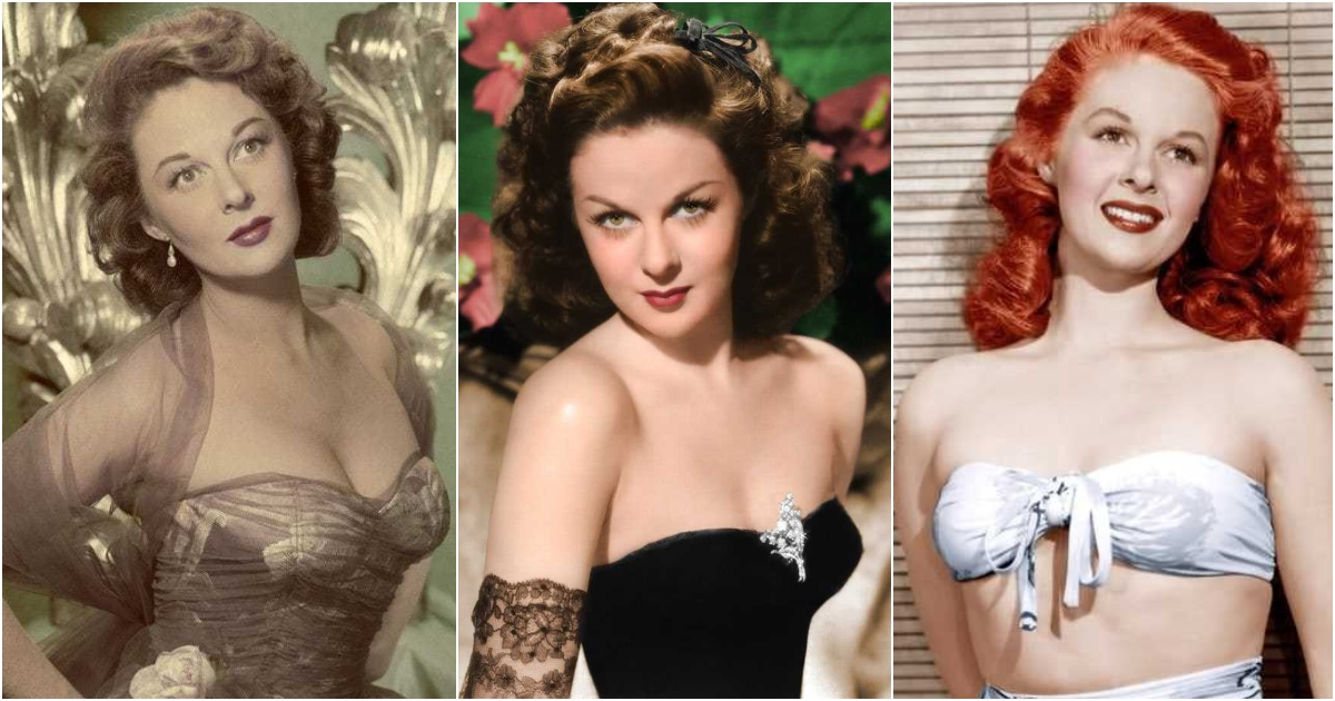 51 Hottest Susan Hayward Boobs Pictures Are A Perfect Fit To Make Her A Hottie Hit