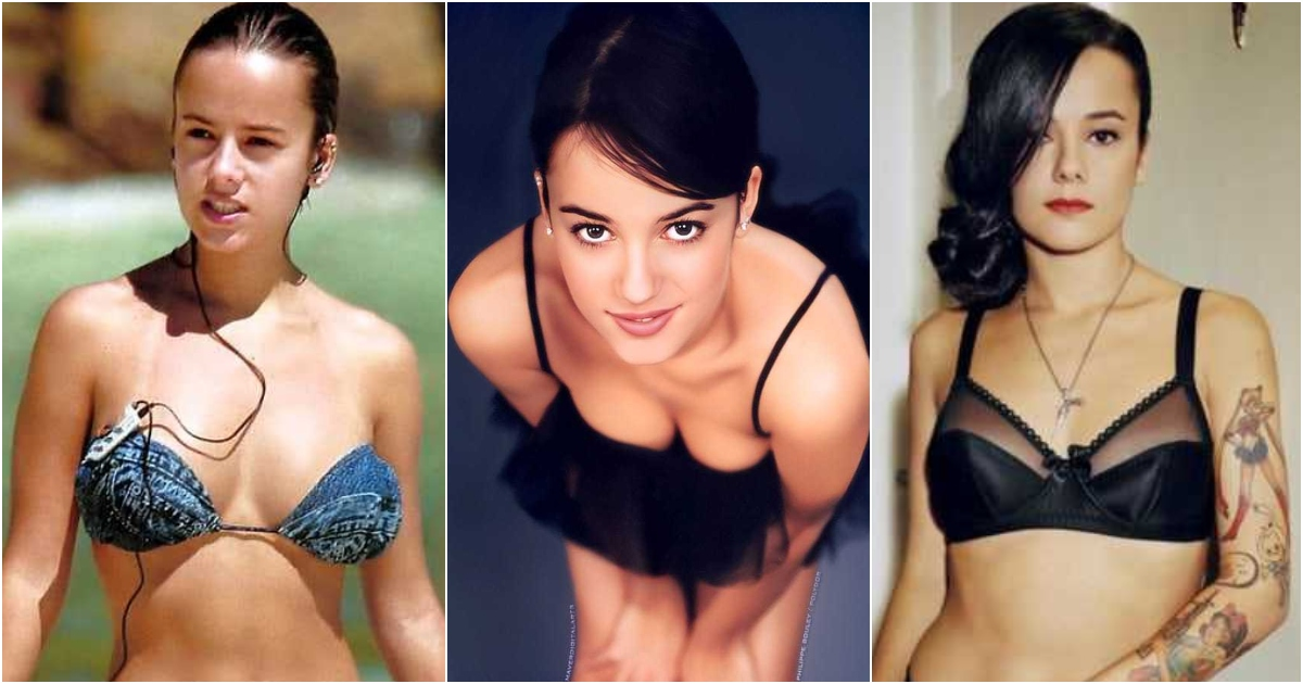 51 Sexiest Alizée Boobs Pictures Are A Feast For Your Eyes