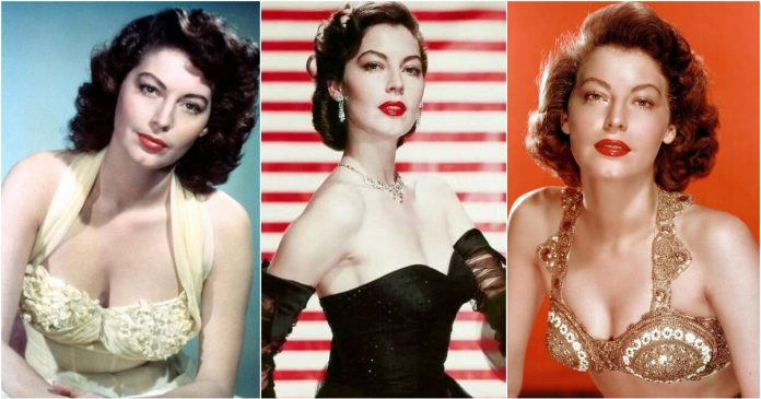 51 Sexiest Ava Gardner Boobs Pictures Will Make You Feel Thirsty For Her Melons