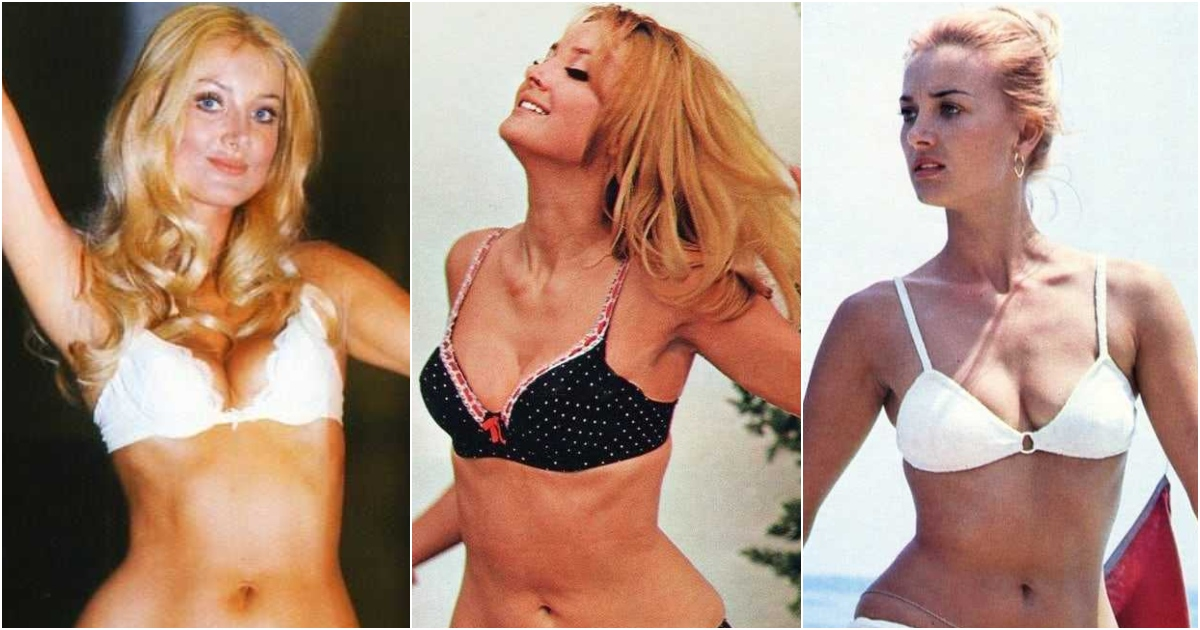 51 Sexiest Barbara Bouchet Boobs Pictures Will Make You Feel Thirsty For Her Melons
