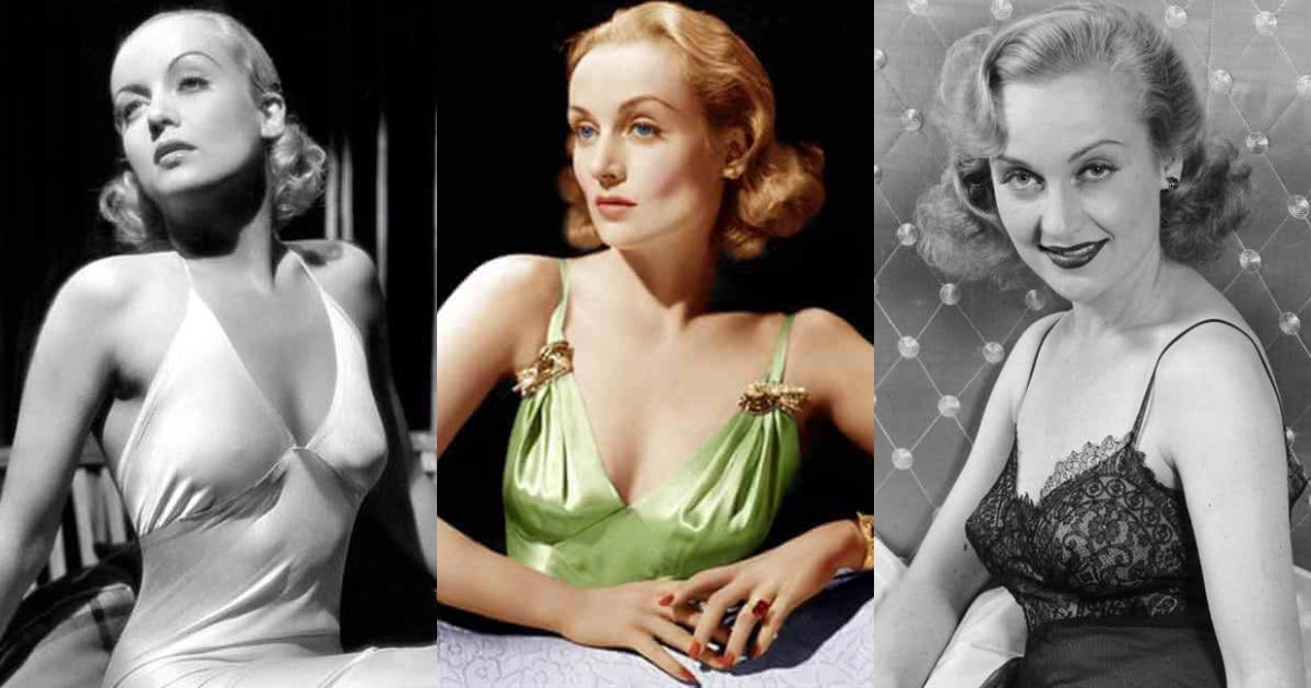 51 Sexiest Carole Lombard Boobs Pictures Will Make You Feel Thirsty For Her Melons