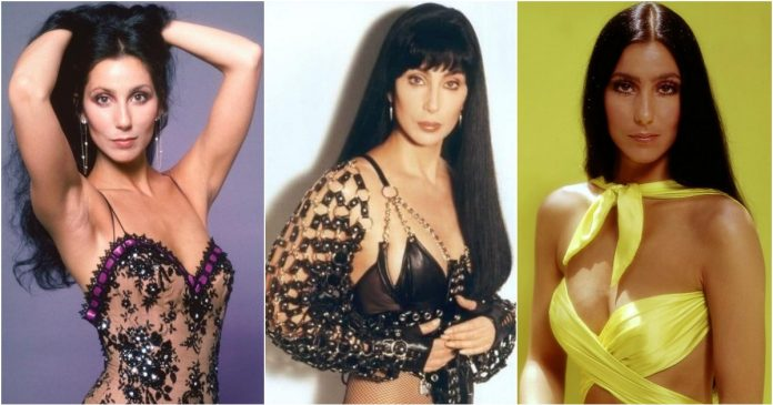 51 Sexiest Cher Boobs Pictures Show Off A Different Appearance In Each Attire