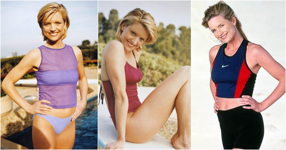 51 Sexiest Courtney Thorne-Smith Big Butt Pictures Are Windows Into Paradise