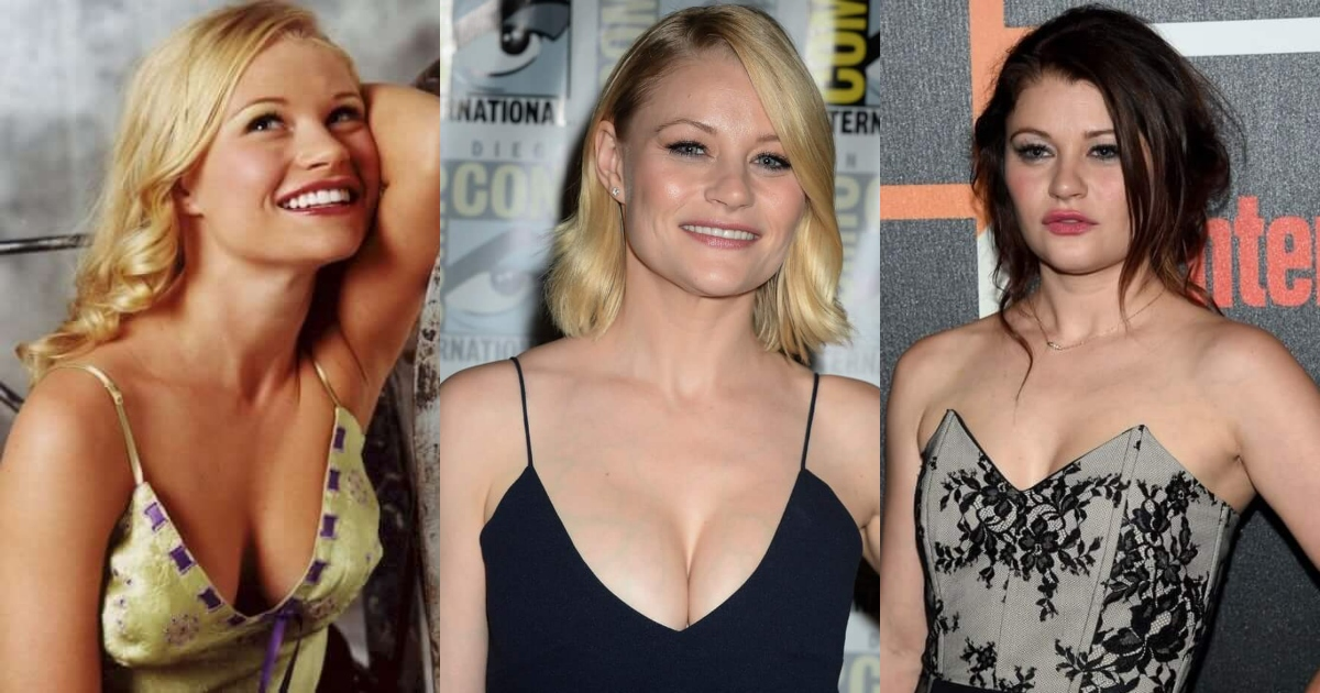 51 Sexiest Emilie de Ravin Boobs Pictures Are Sexually Raunchy