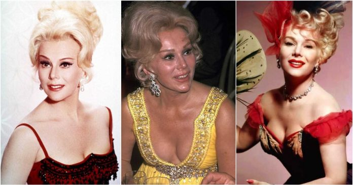 51 Sexiest Eva Gabor Boobs Pictures Show Off A Different Appearance In Each Attire