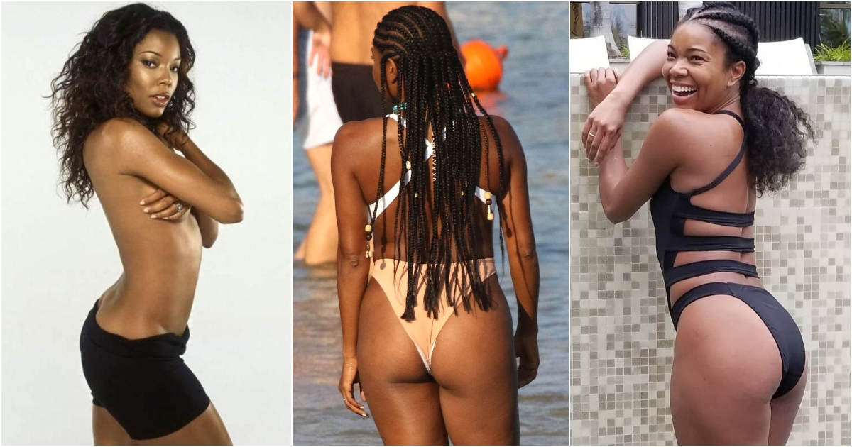 51 Sexiest Gabrielle Union Big Butt Pictures That Will Make You Begin To Look All Starry-Eyed At Her Ass