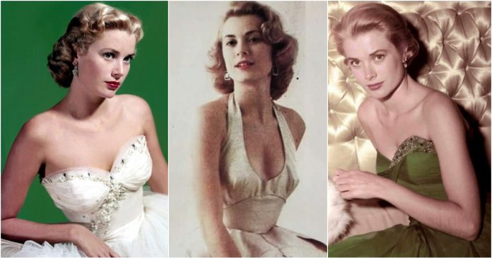 51 Sexiest Grace Kelly Boobs Pictures Will Have You Staring At Them All Day Long