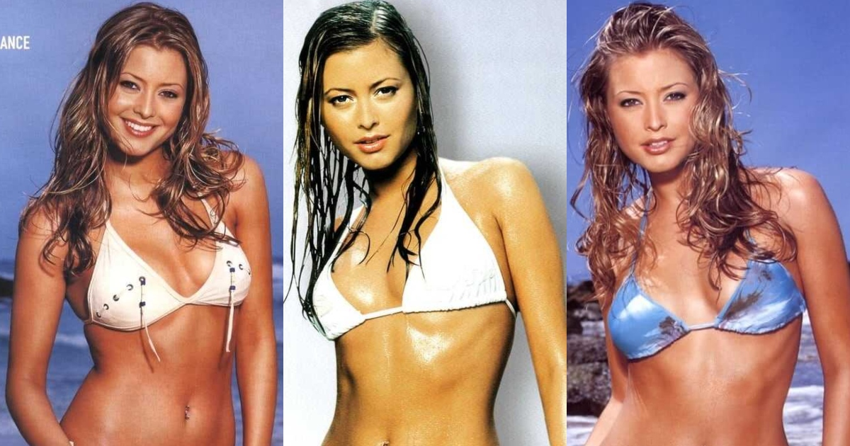 51 Sexiest Holly Valance Boobs Pictures Will Make You Envy The Photographer