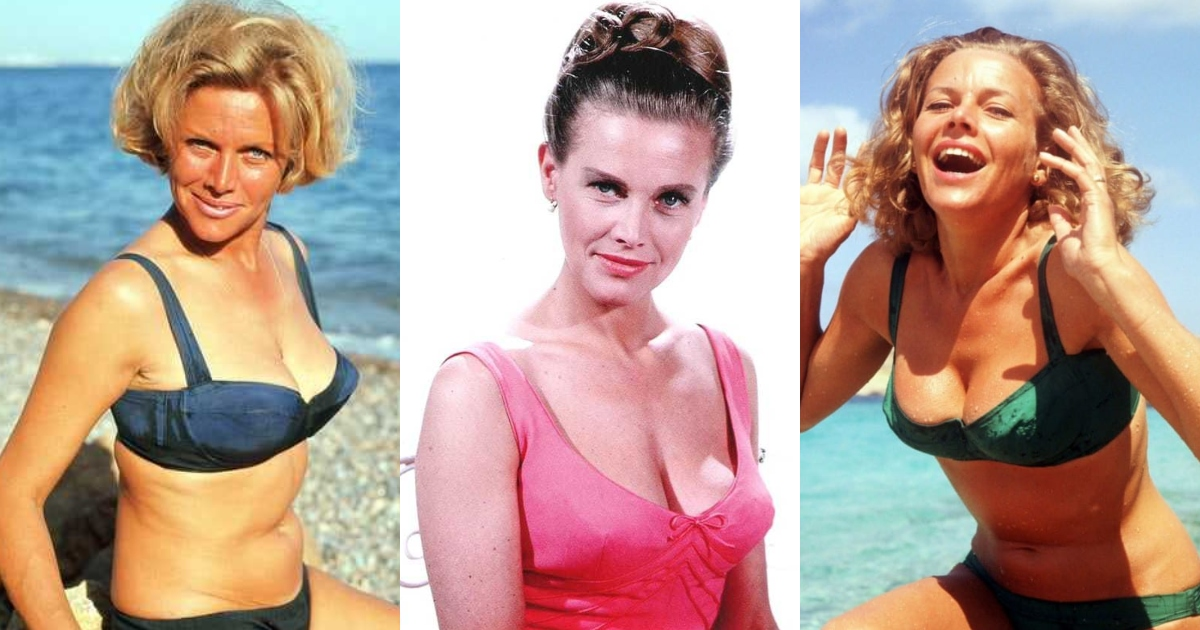 51 Sexiest Honor Blackman Boobs Pictures Will Have You Staring At Them All Day Long