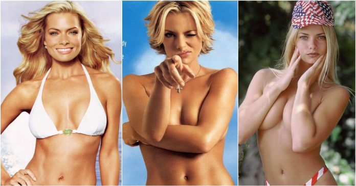 51 Sexiest Jaime Pressly Boobs Pictures Are Sexually Raunchy