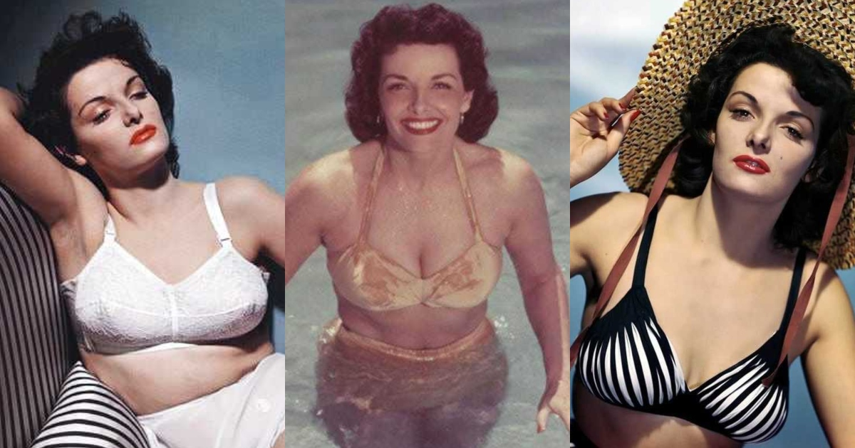 51 Sexiest Jane Russell Boobs Pictures Are Sexually Raunchy