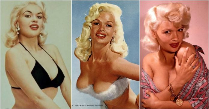51 Sexiest Jayne Mansfield Boobs Pictures Are Sexually Raunchy