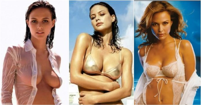 51 Sexiest Josie Maran Boobs Pictures Are Just The Right Size To Look And Enjoy