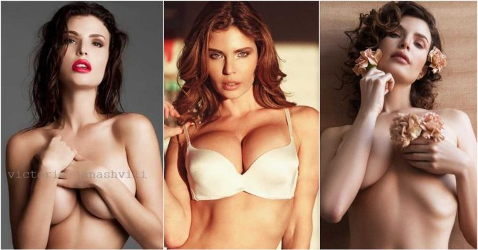 51 Sexiest Julia Lescova Boobs Pictures Show Off A Different Appearance In Each Attire
