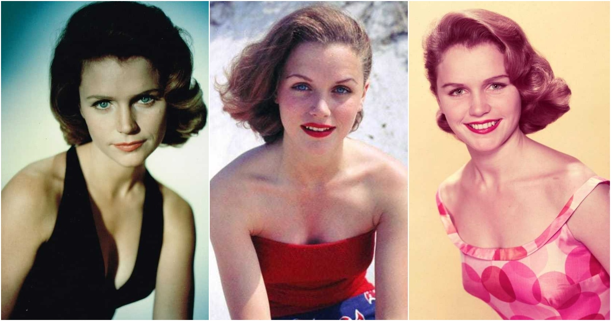 51 Sexiest Lee Remick Boobs Pictures Show Off Her Awesome Bosoms