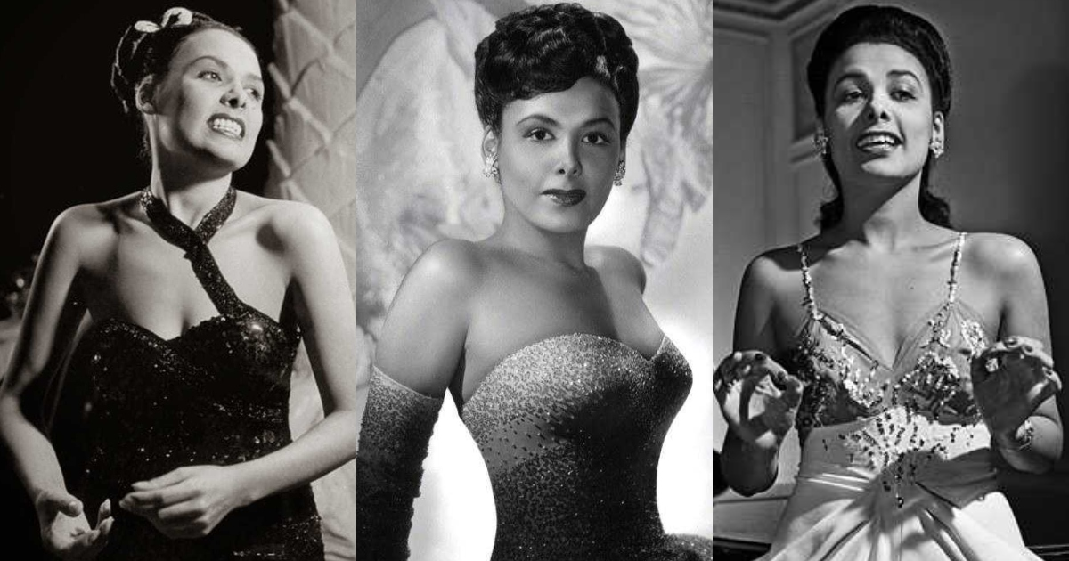 51 Sexiest Lena Horne Boobs Pictures That Compliment Her Neck Nape