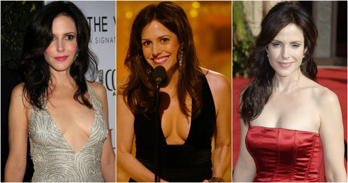 51 Sexiest Mary-Louise Parker Boobs Pictures Will Make You Envy The Photographer