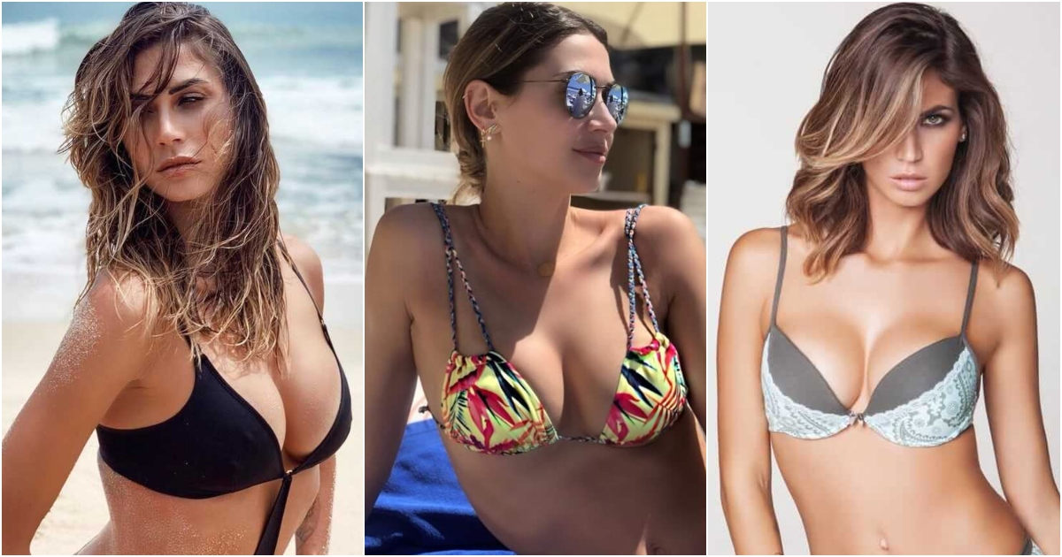 51 Sexiest Melissa Satta Boobs Pictures Will Make You Envy The Photographer