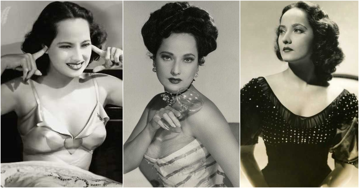 51 Sexiest Merle Oberon Boobs Pictures Show Off Her Awesome Bosoms
