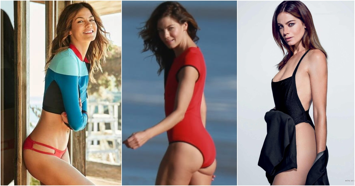 51 Sexiest Michelle Monaghan Big Butt Pictures Are Windows Into Paradise