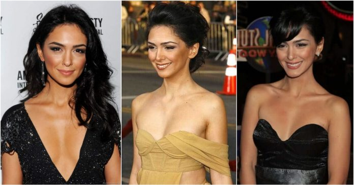 51 Sexiest Nazanin Boniadi Boobs Pictures Will Make You Envy The Photographer