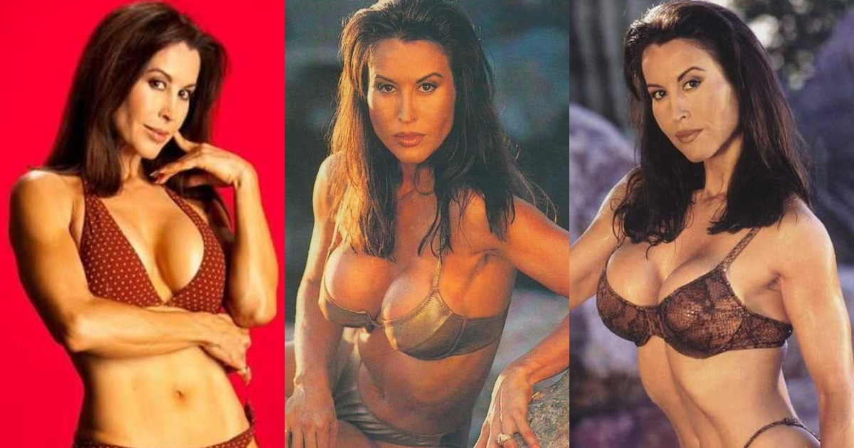 51 Sexiest Rachel McLish Boobs Pictures Will Tempt You To Bury Your Head In-between