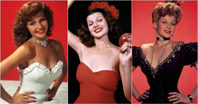 51 Sexiest Rita Hayworth Boobs Pictures Can Have You Hypnotized