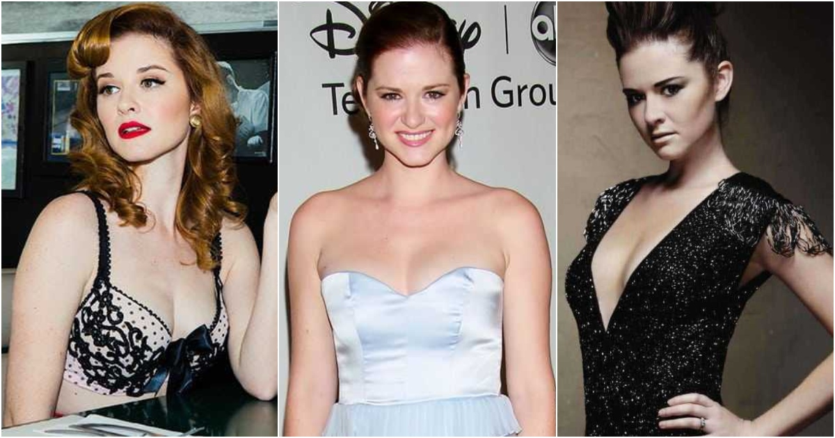 51 Sexiest Sarah Drew Boobs Pictures Can Have You Hypnotized